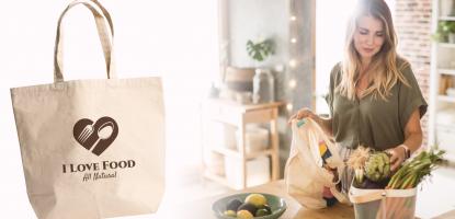 Marka Bilinirliği Oluşturmada Yeniden Kullanılabilir Bez Alışveriş Torbalarının 5 Faydası